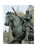 Gattamelata Equestrian Monument, 1446-1453 Giclee Print by Donatello