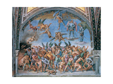 The Last Judgment. the Lost Souls in Hell, 1499 - 1502 Giclee Print by Luca Signorelli