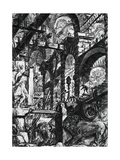 Prisons of Invention Giclee Print by Giovanni Battista Piranesi