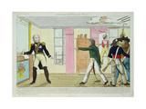 Assassination of Marshal Brune in Avignon, 2 August 1815, 1815 Giclee Print