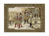 Francois De Chevert, French General, at the Siege of Prague, 1741 Giclee Print