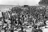 Looks as If the College Kids Have Hit Ft. Lauderdale! Spring Break, 1971 Photographic Print