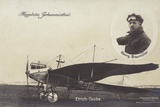 Etrich Taube Aircraft, Johannisthal Airfield, Berlin, Germany Photographic Print