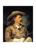 Ritratto Di Buffalo Bill, Pseudonym of William Frederick Cody Giclee Print