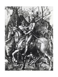 The Knight, Death and the Devil, 1513-1514 Giclee Print
