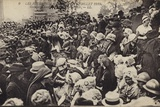 People from Lorraine at the Victory Parade, Paris, 14 July 1919 Photographic Print