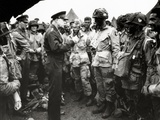 The Men of Company E of the 502nd Parachute Infantry Regiment Photographic Print