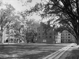 South Middle College, Only Remaining Old Building at Yale, C.1900-06 Photographic Print