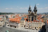 Church of Our Lady before Týn, Old Town Square, Prague, Czech Republic Photographic Print