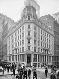Office of J.P. Morgan and Co., New York, C.1900-06 Photographic Print