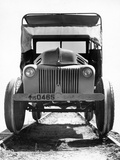 'Twynomatic' Military Rail-Scout Car, Bombay, India, C.1920-51 Photographic Print
