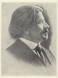Sholem Aleichem, Russian Yiddish Author and Playwright Photographic Print