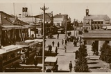 Postcard Depicting Maitland Street in Bloemfontein Photographic Print