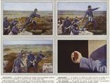 Grenadiers, Grenadiers, Sur Le Qui-Vive, Une Grenade Photographic Print by Jules Gervais-Courtellemont