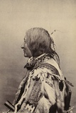 Not Afraid of Pawnee, American Indian Chief Belonging to the Sioux Photographic Print