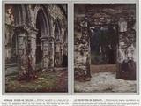Sermaize, Ruines De L'Eglise, Le Presbytere De Sermaize Photographic Print by Jules Gervais-Courtellemont
