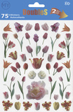 Tulips Stickers Klistermærker