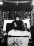 Thubten Gyatso, 13th Dalai Lama of Tibet. C.1908-21 Photographic Print