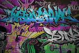 Graffiti Wall Urban Art Wall Sign by  SergWSQ
