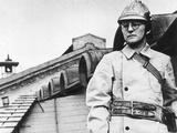 The Composer Dmitri Shostakovich During the Siege of Leningrad Photographic Print