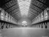 Interior of Armory, U.S. Naval Academy, Annapolis, Maryland, C.1900-06 Photographic Print