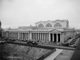 New Pennsylvania Station, New York, N.Y., C.1904-20 Photographic Print