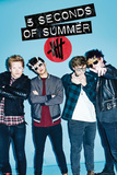 5 Seconds Of Summer - Glasses Posters