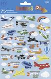 Planes Stickers - Çıkartma