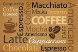 Kaffe Wall Sign av  _LeS_