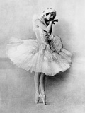 Anna Pavlova in the Role of the Dying Swan, C.1905 Photographic Print