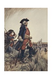 Frederick the Great, Illustration from 'A History of Germany', 1913 Giclee Print by Arthur C. Michael