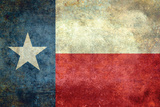 Texas State Flag Plastic Sign by Bruce stanfield