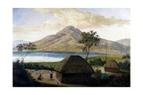 Lagoon, San Pablo, Near Quito, Ecuador, 1802 Giclee Print by Alexander Von Humboldt