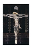 Italy, Padua, Basilica of St Anthony of Padua, Crucifix, 1444-1447 Giclee Print by Donatello