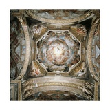 Dome with Assumption of Virgin, 1526-1530 Giclee Print by Antonio Allegri Da Correggio