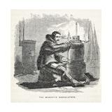 The Magnetic Observatory Giclee Print by Elisha Kane
