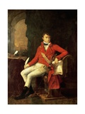 Napoleon in the Uniform of the First Consul, 1799 Giclee Print by Francois-xavier Fabre