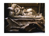 Italy, Rome, Church of San Francesco Ripa, Blessed Ludovica Albertoni, 1671-1674 Giclee Print by Gian Lorenzo Bernini