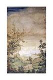 Italy, Milan, Church of San Maurizio, Landscape, 1521-1523 Giclee Print by Bernardino Luini