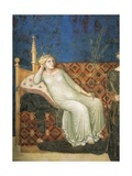 Allegory of Good Government, Peace Giclee Print by Ambrogio Lorenzetti