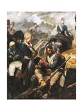 Second Battle of Zurich, September 25, 1799 Giclee Print by Francois Bouchot