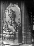 Monument to George Villiers, 1st Duke of Buckingham, Westminster Abbey, London Photographic Print by Frederick Henry Evans
