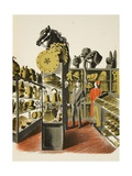 Theatrical Costume and Prop Hire Shop Giclee Print by Eric Ravilious