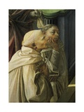 Incoronazione Maringhi or Coronation of Virgin, 1441-1447 Giclee Print by Filippo Lippi