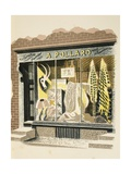 Furrier Giclee Print by Eric Ravilious