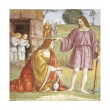 Italy, Milan, Church of Saint Maurice Al Monastero Maggiore Giclee Print by Bernardino Luini
