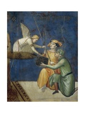Allegory of Good Government, Commutative Justice or Commutative Punishment Giclee Print by Ambrogio Lorenzetti