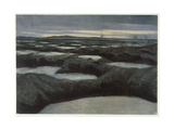 After a Push, from British Artists at the Front, Continuation of the Western Front, 1918 Giclee Print by Christopher Richard Wynne Nevinson