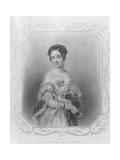 Elizabeth Wellesley, Duchess of Wellington Giclee Print by John Hayter