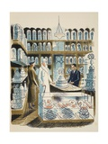 Wedding Cake Giclee Print by Eric Ravilious